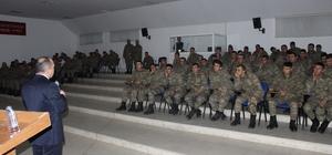 Askerlere terhis öncesi İŞKUR'dan iş arama becerileri eğitimi verildi