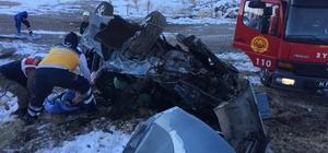 Malatya'da trafik kazası: 1 ölü