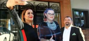 Arnavut sanatçı fazla kilolarından Türkiye'de kurtuldu