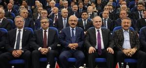 Organize Sanayi Bölgeleri Üst Kurulu Akdeniz Bölge Toplantısı