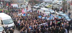 AK Parti Zonguldak İl Teşkilatı'ndan, ABD'ye Kudüs tepkisi