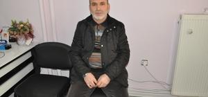 """Saadet Partisi İlçe Başkanı Necip Meral """"Söylem değil eylem zamanı"""""""