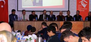 """Çankırı'da """"Yurt Kardeşliği"""" buluşması"""