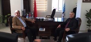 Başkan Uslu KOSGEB'in önemine dikkat çekti