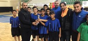 Kızıltepe hentbolda birinciliği kaptırmadı