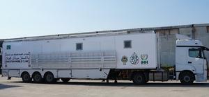 """Pakistan Mobil Klinik Projesi"""
