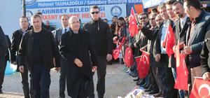 Başbakan Yardımcısı Şimşek Gaziantep'te: