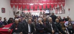 CHP Alaşehir kongresi yapıldı