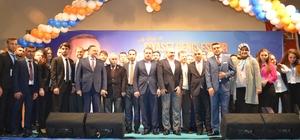 Soma'da AK Gençlik kongresi gerçekleştirildi