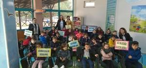 İzmit belediyesi çocuklara haklarını öğretiyor