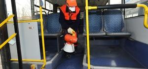 Daha sağlıklı seyahat için otobüsler daha temiz