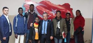Mültecilerin Türkçe azmi