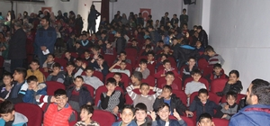 Hani Belediyesi 2 bin 542 öğrenciyi tiyatro ile tanıştırdı