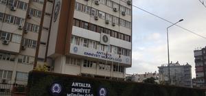 Antalya emniyetinden  beton bloklara peyzaj