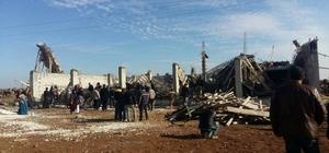 Şanlıurfa'da inşaatta göçük