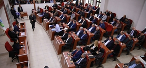 Büyükşehir Belediyesi'nde yılın son meclisi toplanıyor