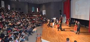 Uludağ'ın misafirleri üniversiteye 'renk' kattı