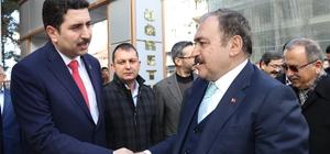 Orman ve Su İşleri Bakanı Eroğlu:
