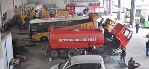 Batman Belediyesi maliyetten tasarruf ediyor