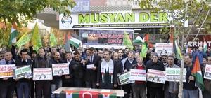 Diyarbakır'da Trump'a tepkiler sürüyor
