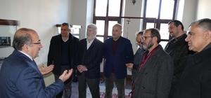 Başkan Gümrükçüoğlu, STK yetkilileri  ile istişare toplantısı gerçekleştirdi