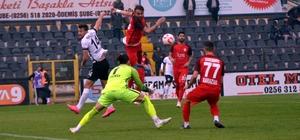 TFF 2. Lig: Nazilli Belediyespor: 1 Gümüşhanespor: 2