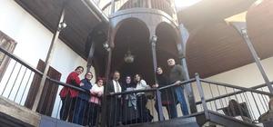 Şehit yakınları ve gazilerden Kozan'a gezi