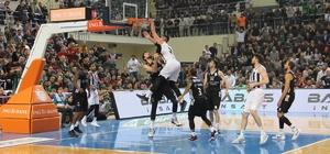 Büyükşehir Basket takımı Anadolu Efes'e konuk oluyor