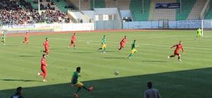 Adıyaman 1954Spor: 4- 0: Malatya İnönü Üniversitesispor
