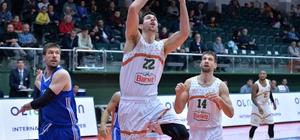 Tahincioğlu Basketbol Süper Ligi: Banvit: 69 - İstanbul Büyükşehir Belediyespor: 72