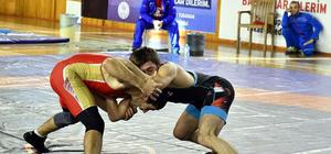 Güreş: 8. Uluslararası Hüseyin Akbaş Turnuvası