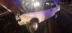 Manisa'da trafik kaza: 2 ölü, 3 yaralı