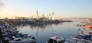 Lodos Marmara'da etkisini kaybetti