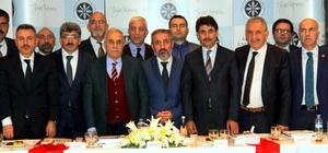 Gıda Tarım ve Hayvancılık Bakanı Fakıbaba, Ortak Akıl Toplantısı'na katıldı