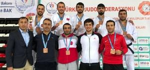 Erzurum judoda süper ligde