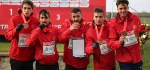 Darıca'lı atlet Avrupa ikincisi