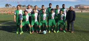 Nevşehir 1.Amatör ligde 8.hafta maçları tamamlandı