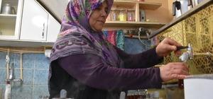 Kahvehanenin 10 yıllık kadın işletmecisi