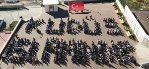Öğrencilerden Kudüs'e destek