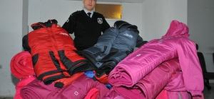 Samsun TSO'dan öğrencilere giysi yardımı