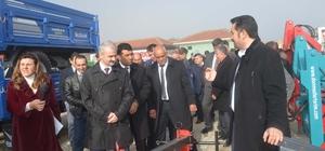 Kula Ziraat Odasından Türkiye'nin ilk tarım marketi
