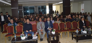 Şırnak'ta 'Akılcı İlaç Kullanımı' toplantısı yapıldı