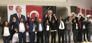CHP Çan İlçe Başkanı Aydın güven tazeledi