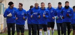 Trabzonspor kupa maçına hazır