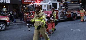 GÜNCELLEME 1- New York'ta saldırı