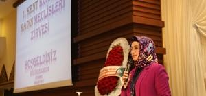 Kadın Meclisleri Zirvesi'nin ilki gerçekleştirildi