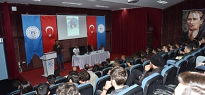 ALKÜ'de dağ günü konferansı