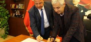 Söke Belediyesi'nde toplu iş sözleşmesi imzalandı