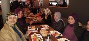 Vali Güvençer ve eşi öğrencilerle kahvaltıda buluştu