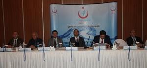 Van'da 'Su Güvenliği Bölgesel Değerlendirme' toplantısı